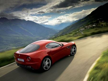 Фото Alfa Romeo